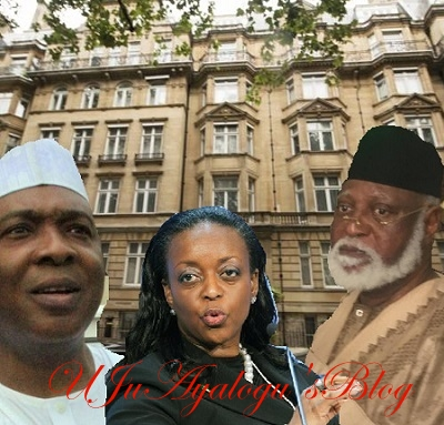 INVESTIGATION: APC Chieftain, Lawmaker, Former Head of States NAMED Among Powerful Nigerians Who Own Multi-million Pounds UK Properties