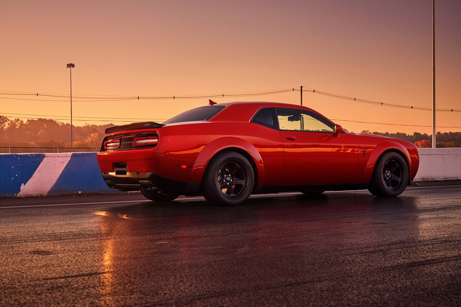 hennessey to lift dodge challenger demon beyond 1 500 hp. Black Bedroom Furniture Sets. Home Design Ideas