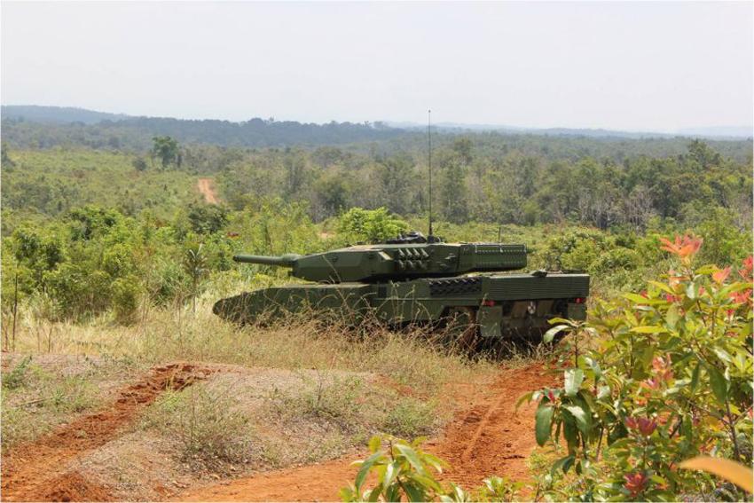 Tank Leopard 2 RI