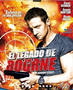 El Legado de Bourne en Español Latino