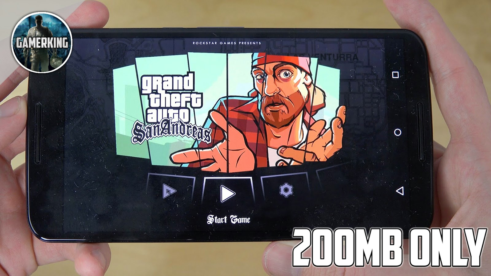 gta san andreas apk data highly compressed 200mb