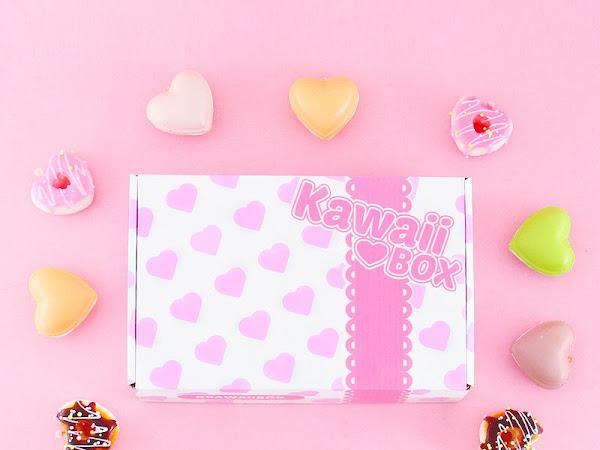Kawaii Box: Uma caixa cheia de coisas fofas da cultura kawaii