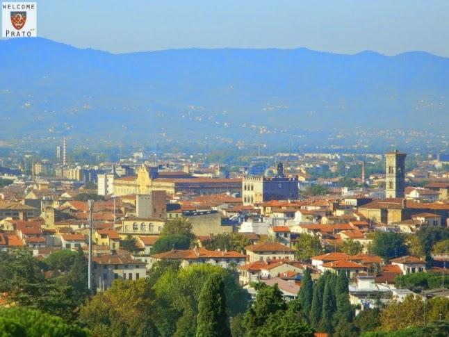 Veduta Prato - Giolica