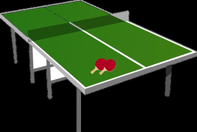 Cara Bermain Tenis Meja