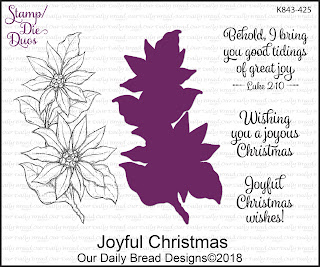 Stamp/Die Duos: Joyful Christmas