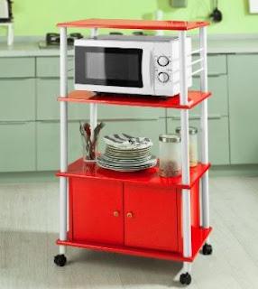 Muebles Auxiliares de Cocina.