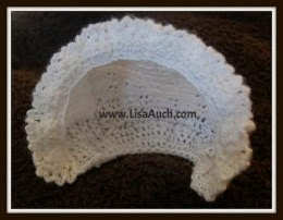 free baby bonnet crochet patterns