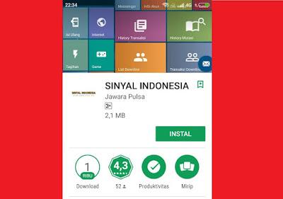 SINYAL Indonesia Berikan Solusi Bertransaksi Teraman dan Termurah