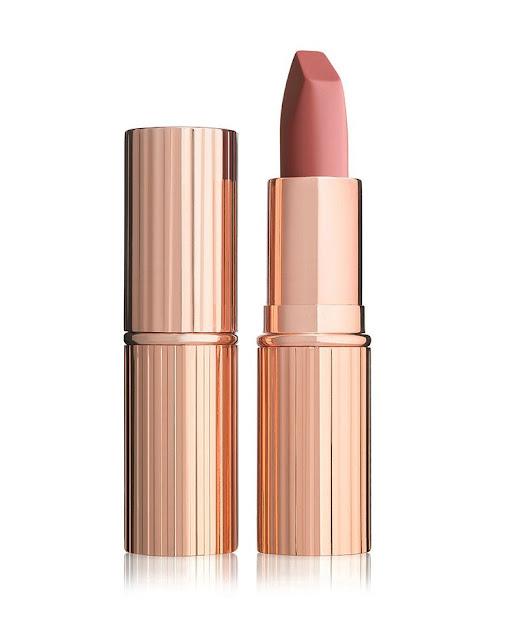 Charlotte Tilbury Matte Revolution Pillowtalk lipstick