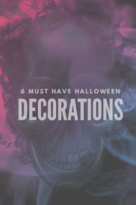 Crazy for savings by michele clarke 6 must have halloween for B m halloween decorations