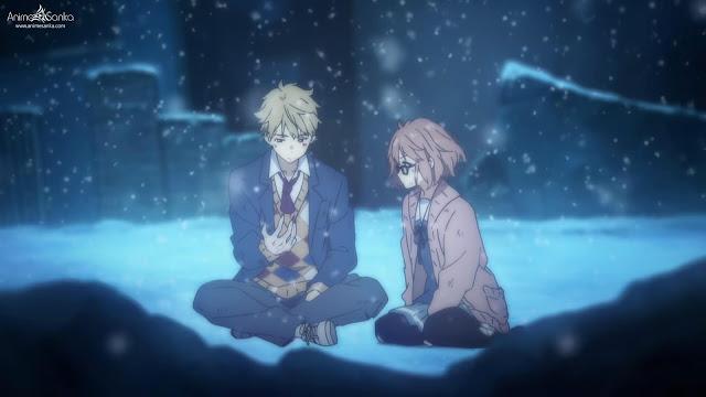جميع حلقات انمى Kyoukai no Kanata بلوراي BluRay مترجم أونلاين كامل تحميل و مشاهدة