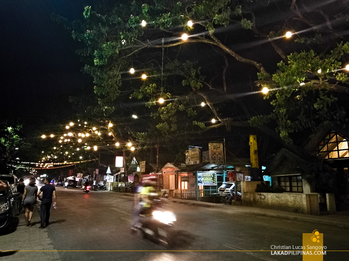 Rizal Avenue Puerto Princesa Evening