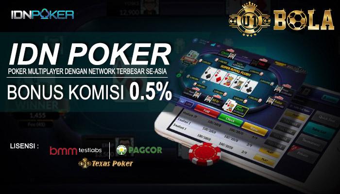 Agen Poker Terbaik Tanpa Robot