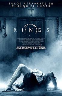 Póster, sinopsis y tráiler de RINGS [Ringu].