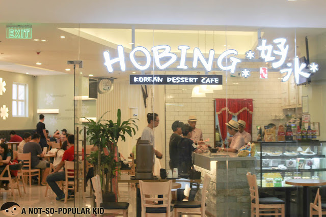 Hobing Korean Dessert Cafe
