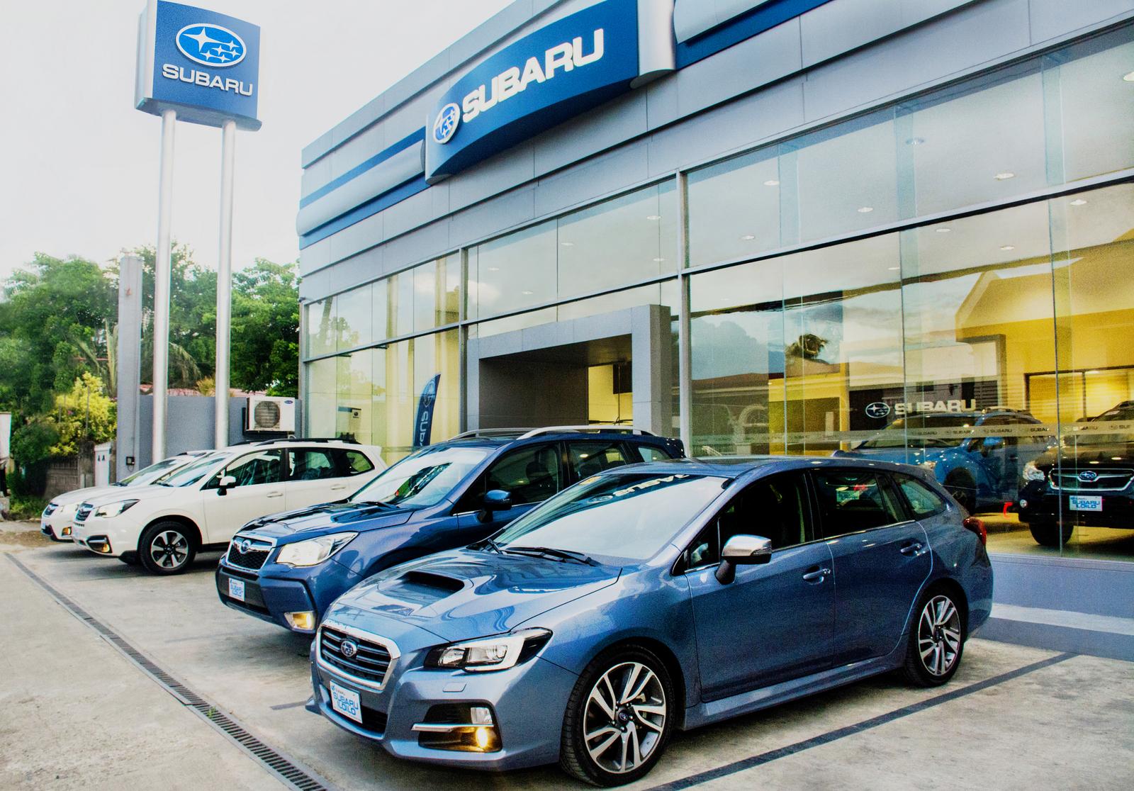 Subaru iloilo gets ilonggos to experience confidence in motion