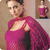 Ramera a Crochet con Capita