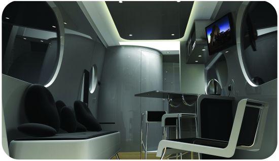 Bob Villa S Retro Modern Campervan Design