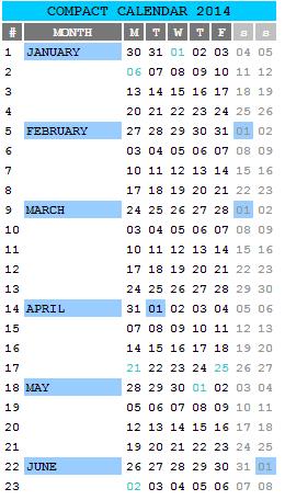 Calendario Tascabile 2020 Da Stampare.Migliore Calendario Tascabile Da Stampare Gratis