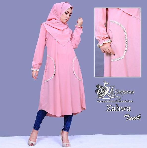 20 Model Baju Muslim Rancangan Ivan Gunawan Terbaru 2016