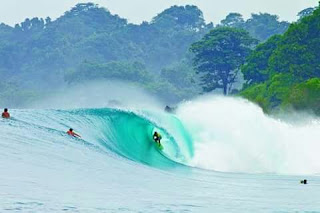 PANAITAN SURFING TOUR