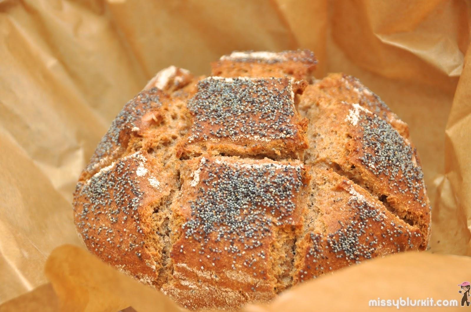 Dutch Oven Wheat Bread Recipe