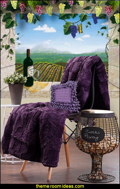 grape vineyard tuscan decorating  Tuscan theme decor - grape decor - wine barrel decor - Tuscan theme decorating ideas - rustic decorating ideas old world furniture - Tuscan decor - Tuscan themed bedroom decor - Tuscany vineyard style decorating - rustic decor - Italian cafe - Tuscan themed kitchen accessories - Tuscan wall murals - Tuscan bedroom ideas - Venice Italy decorating ideas - Tuscany kitchen decor - wine kitchen decor - Tuscan style decorating - Italian-inspired Living - Tuscan vineyard style decorating