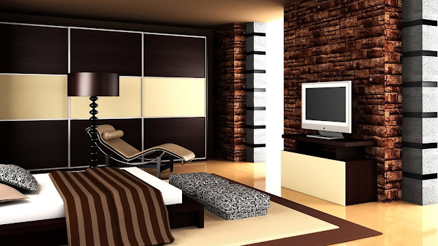 Combination colors for Neutral bedroom design ideas
