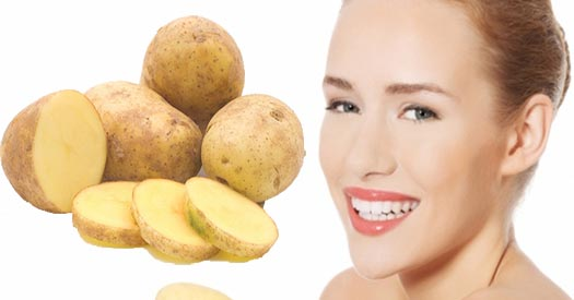 Beauty Benefits of Potatoes Make You Look Beautiful: