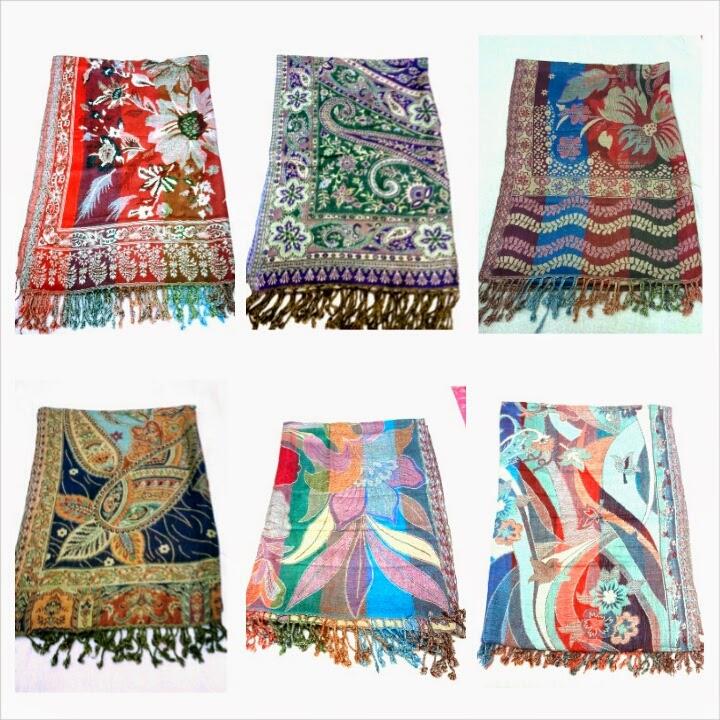 Malaysia's Batik Online & House Of Pashmina