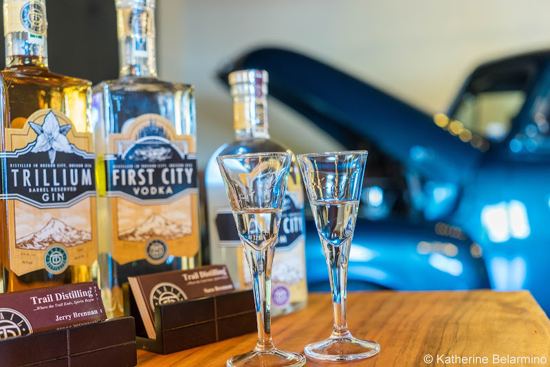 Trail Distilling Things to Do In Oregon City and Mt. Hood Territory