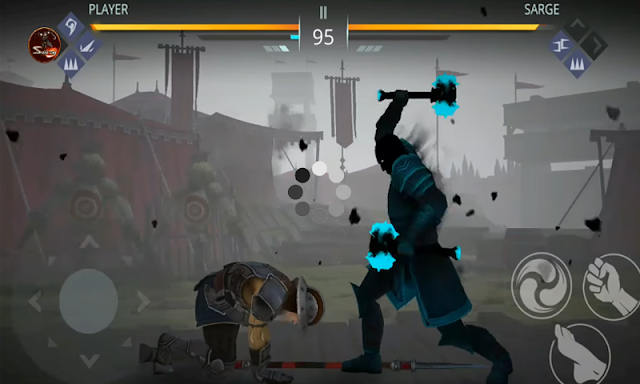 Shadow Fight 3 v3.1.3.6877 MOD APK + DATA