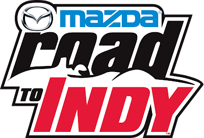 Lloyd Read & Almost Everything Autobody participate in the Mazda Road to Indy