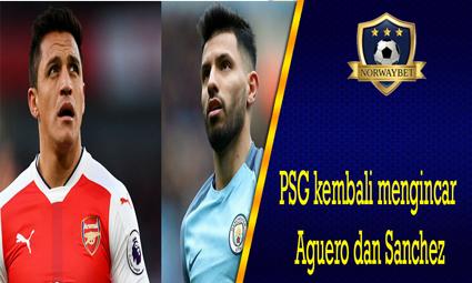 PSG Mulai Menyiapkan Uang Kembali Untuk Membeli Sanchez