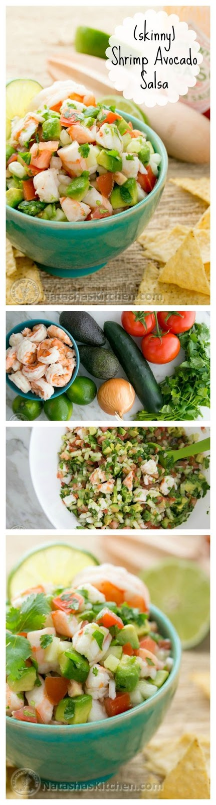 Shrimp Avocado Salsa Recipe