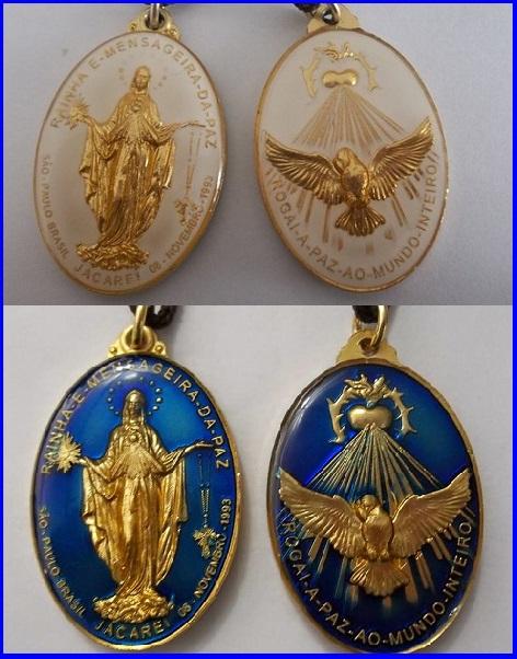 Image result for medalha da paz