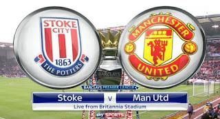Stoke City vs Manchester United: Skuat MU Waspadai Cuaca Buruk