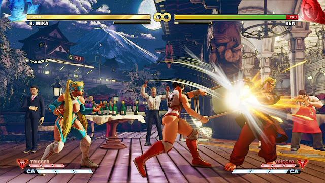 DownloadStreet Fighter V Arcade Edition