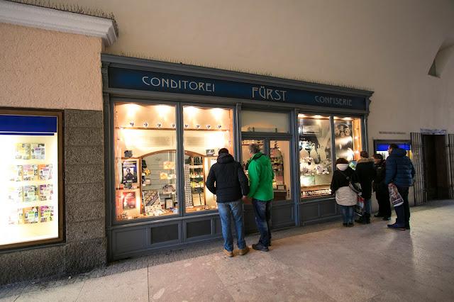 Conditorei Furst-Salisburgo