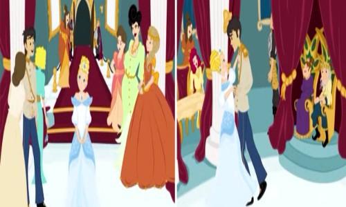 Dongeng Anak Cinderella Lengkap Dengan Gambar