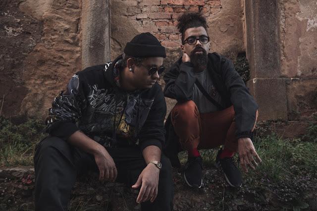 """O duo Provincia da Mente lança o som """"Battle Royale"""""""