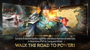Game Dynasty Warriors Unleashed Android