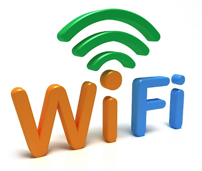 Wi-Fi Logo: Intelligent computing
