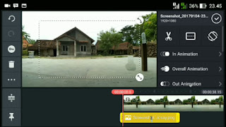 Cara Edit Video Magic (New Version Mannequin Challange) di Android