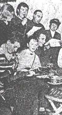 Slade guitars
