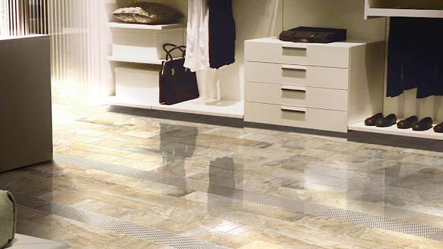 Comfort room tiles design ideas of B-Stone series