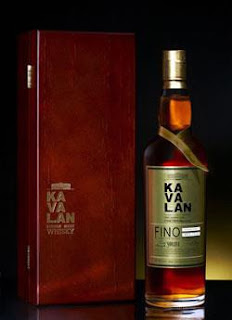 Kavalan Solist Fino Whisky