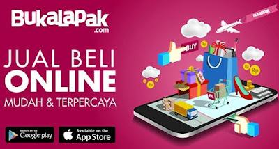 Aplikasi Toko Online Bukalapak