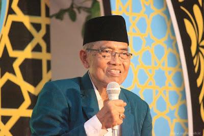 Abah Yai Mukhosis Nur Syuriah MWC NU Kemranjen