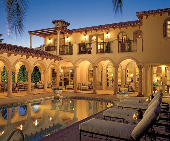 Thiết kế khách sạn theo phong cách kiến trúc Châu Âu